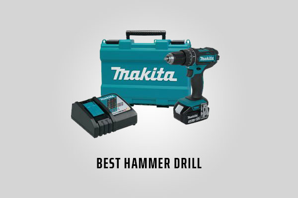Best Hammer Drill Reviews 2019 - Our Top Picks