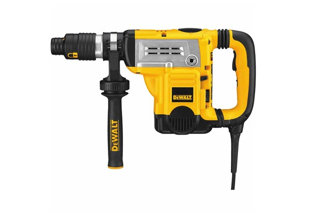DEWALT D25651K Spline Combination Hammer