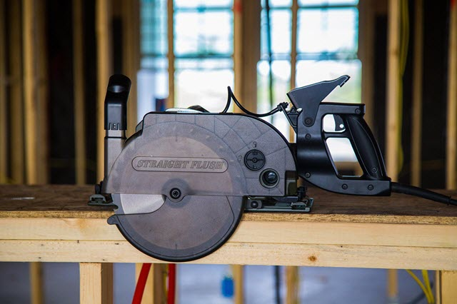 Cuz-D Industries SFS85 Straight Flush Cut Circular Saw