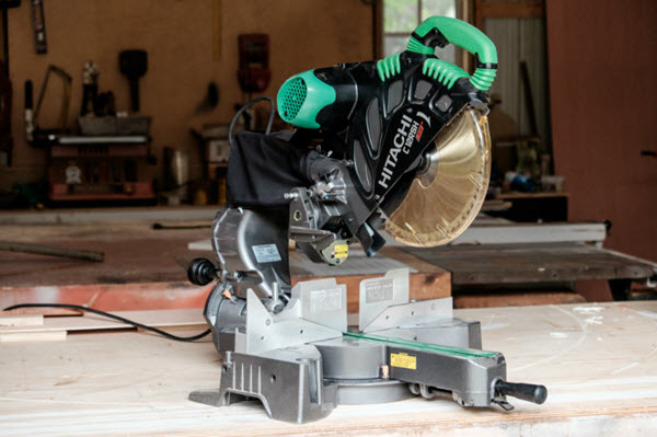 Hitachi C12RSH2 Compound Miter Saw