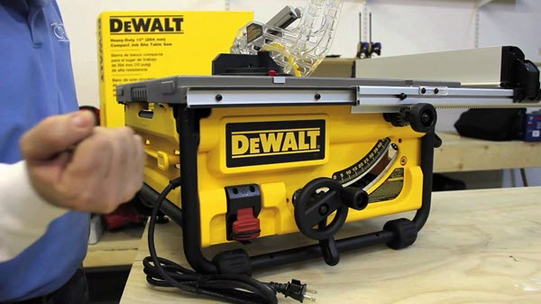 Best Portable Table Saw – Top Picks And Reviews 2018