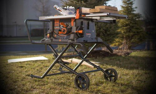 WEN 3720 Portable Table Saw