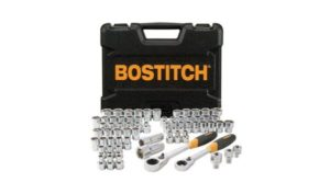 BOSTITCH BTMT72287 Socket Set