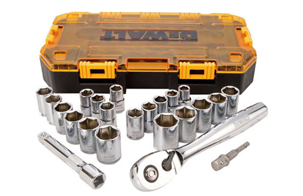 DEWALT DWMT73804 Socket Set