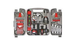 Apollo Tools DT9408 53-Piece Household Tool Kit