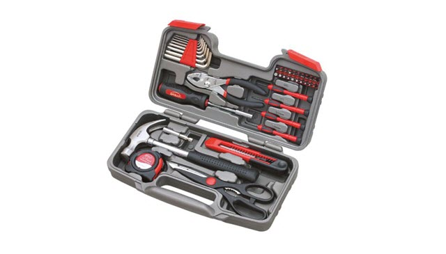 Apollo Tools DT9706 39-Piece Tool Set