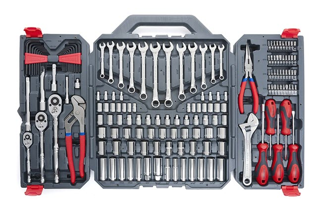 Crescent CTK170CMP2 Mechanics 170-Piece Tool Set