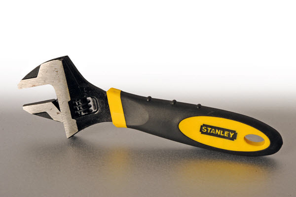 Stanley 90-947 6-Inch MaxSteel Adjustable Wrench