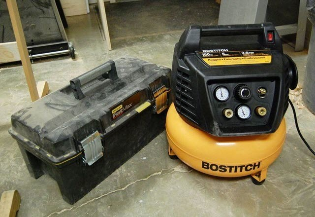 Bostitch BTFP02012 Air Compressor