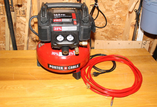 PORTER-CABLE C2002-WK Air Compressor