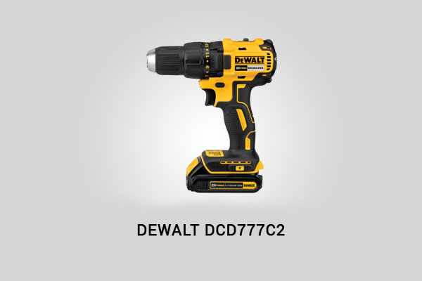 Dewalt DCD77C2 Review
