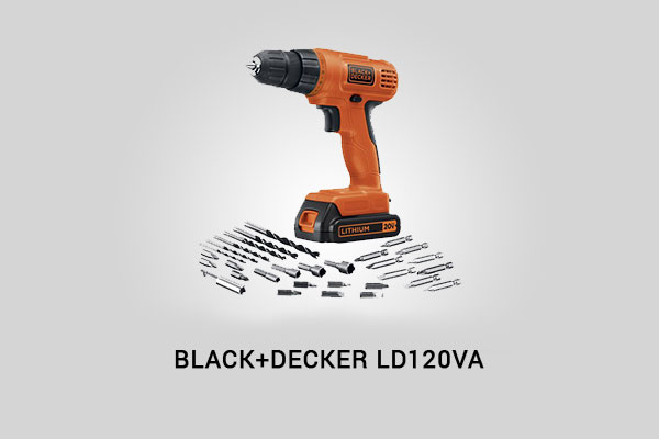 Black Decker LD120VA Review