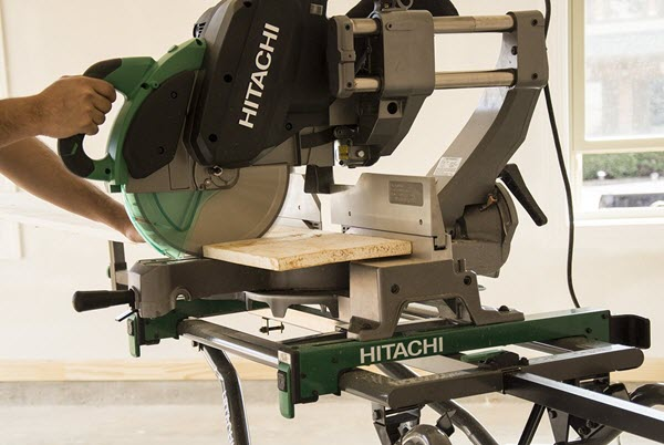 Hitachi Miter Saw C12RSH2 Accurate Cutting