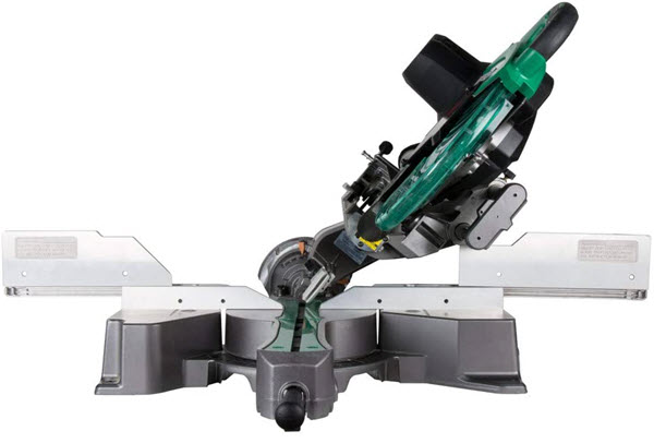 Hitachi C12RSH2 Sliding Compound Miter Saw