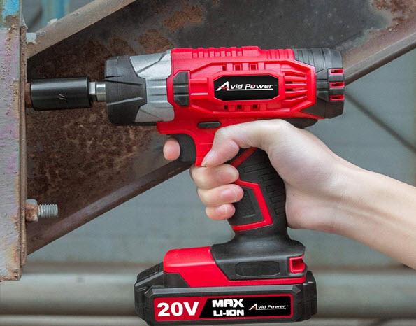 Avid Power Impact Wrench Fastening