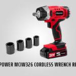 Avid power MCIW326 Cordless wrench