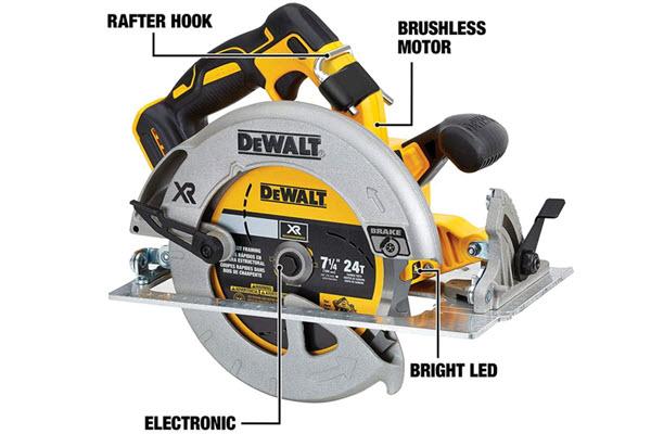 Dewalt DCS570B 20V Max Circular Saw