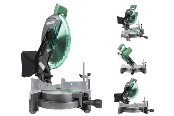 Hitachi C10FCG Compound Miter Saw