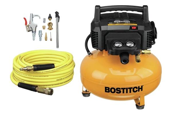 Bostitch BTFP02012 Air Compressor with Hose