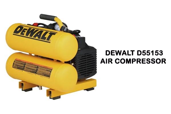 DEWALT D55153 Air Compressor Review