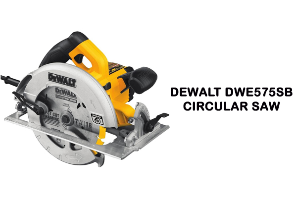 Dewalt DWE575SB Circular Saw Review