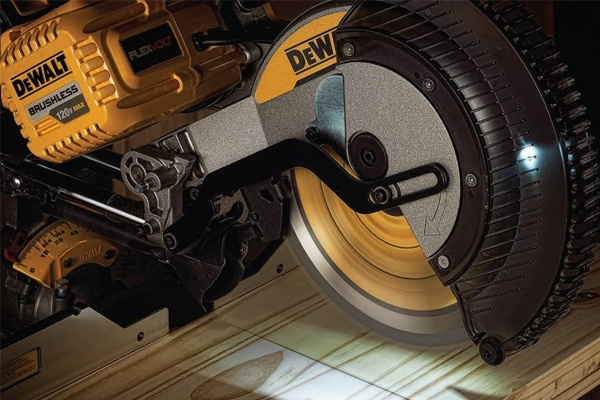 Dewalt DHS790AT2 FLEXVOLT Miter Saw