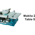 Makita 2705 Table Saw Review
