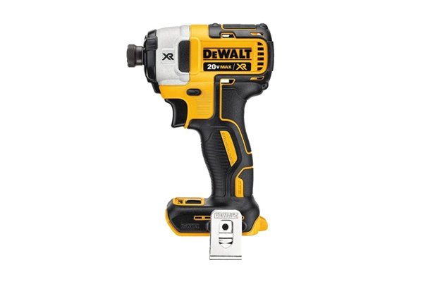 Side View of Dewalt DCF887B Impact Driver