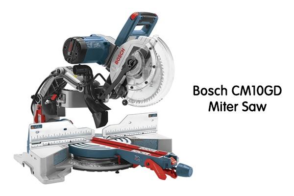 Bosch CM10GD Mitter Saw Review