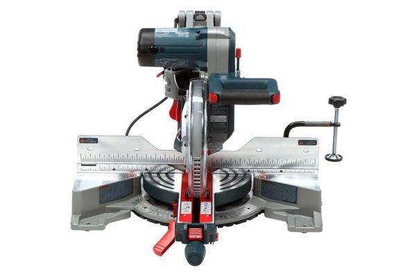 Bosch M10GD Dual bevel glide miter saw