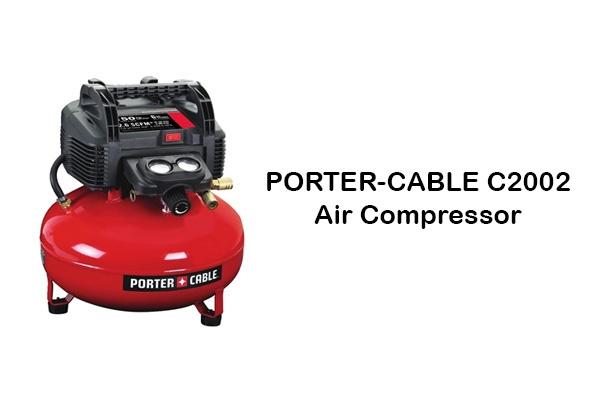 PORTER-CABLE C2002 Air Compressor Review