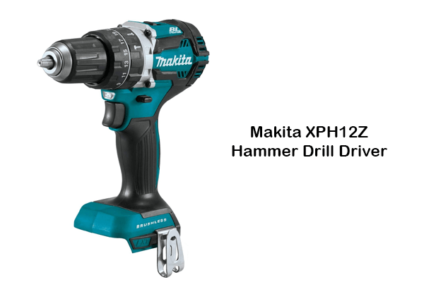 Makita XPH12Z Hammer Drill Driver Review