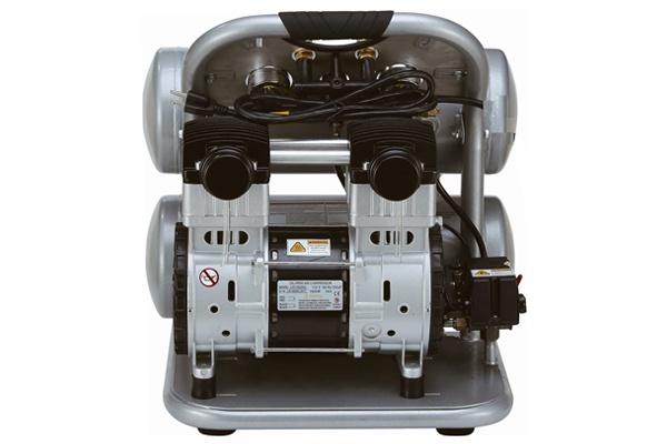 Side View of California Air Compressor